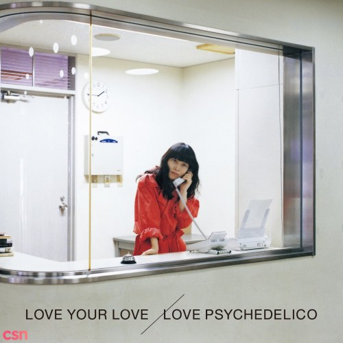 LOVE YOUR LOVE (Disc 2)