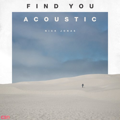 Find You (Acoustic) [Single]