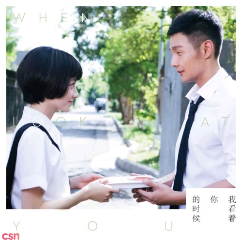 When I Look at You (我看着你的时候)
