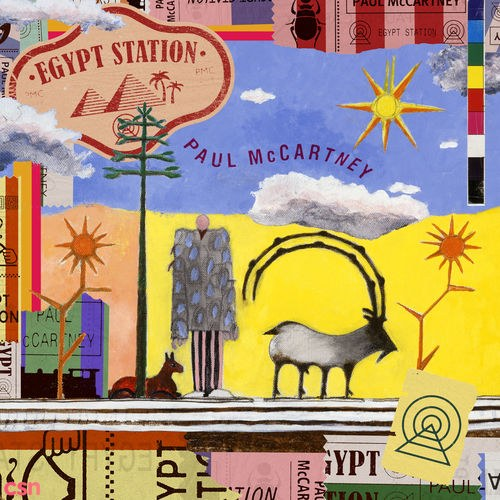Egypt Station (Target Exclusive)