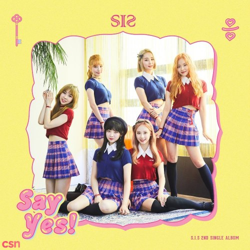 Say Yes (EP)