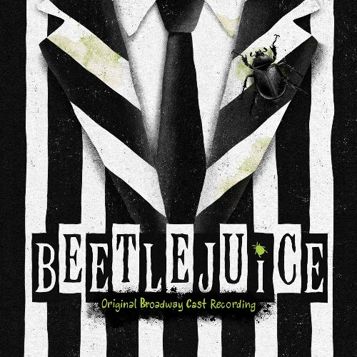 Beetlejuice Original Broadway Cast Recording Ensemble