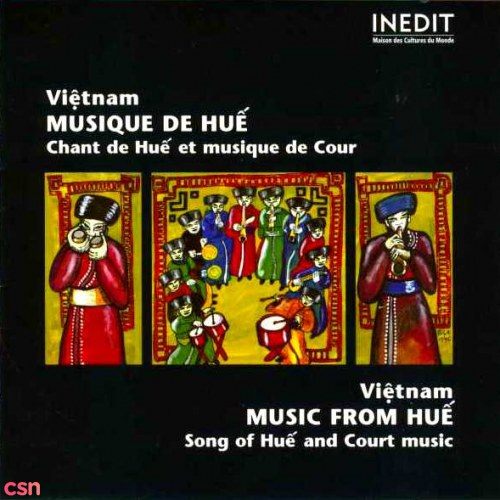Ensemble Of Hue Traditional Music
