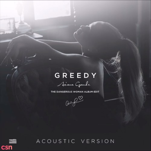 Greedy (Acoustic Version)