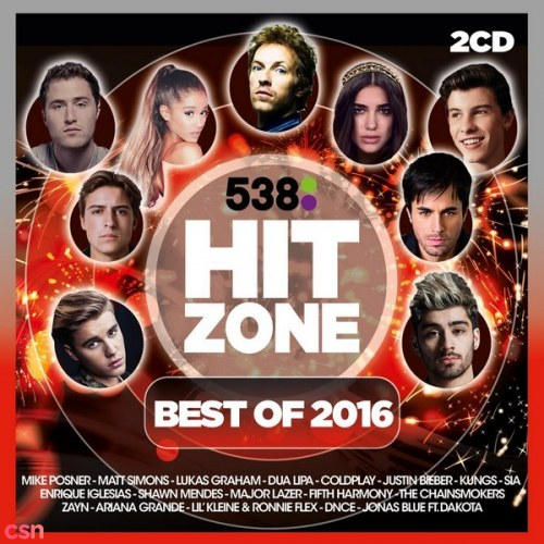 538 Hitzone Best Of 2016
