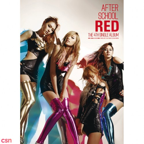 After School Red