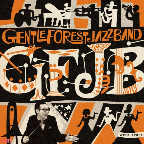 Undecided - GENTLE FOREST JAZZ BAND [Download FLAC,MP3]
