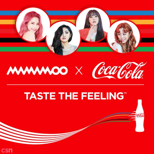 Taste The Feeling - Mamamoo [Download FLAC,MP3]