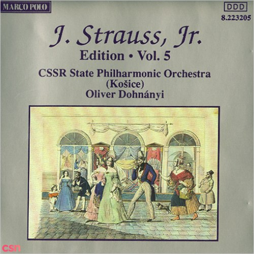 CSSR State Philharmonic Orchestra (Kosice) - Alfred Walter
