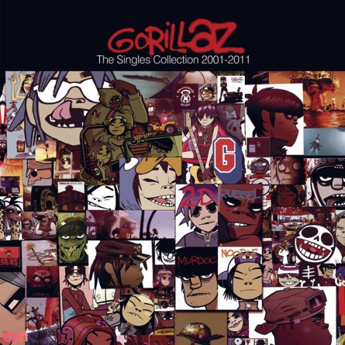 mp3 gorillaz