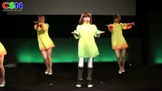 My Love Is Forever (Robot HRP-4C Dance) - HRP-4C