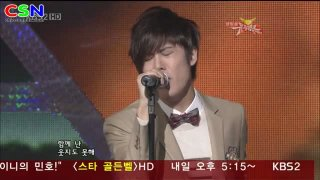 Because I'm Stupid (Live) - SS501