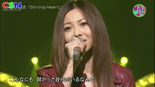 Strong Heart (Happy Music Live) - Mai Kuraki