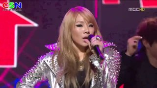 Oh Yeah (Live) - G-Dragon; TOP; Park Bom; 2NE1