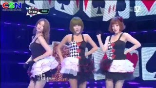 Sexy Love - T-Ara