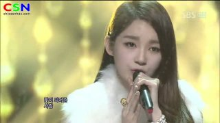 We Were In Love (Live In Kigayo 01-01-2012) - T-Ara; Davichi