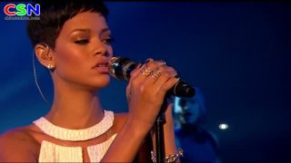 We Found Love (Live In The X Factor Results 09.12.2012) - Rihanna