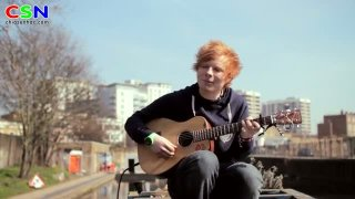 The A Team (Acoustic Version) - Ed Sheeran