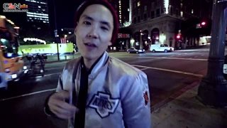 Christmas In Downtown LA - Far East Movement; MNEK