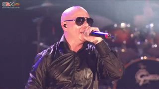 On The Floor, I Like It (Vevo Live! Carnival 2012) - Pitbull