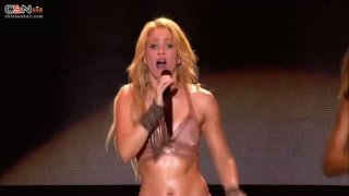 Waka Waka (This Time For Africa Official Songs 2012 In Paris) - Shakira
