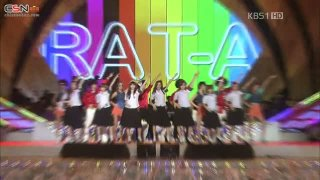 Roly Poly In Copacabana; Why Are You Being Like This (Live Performance) - T-Ara