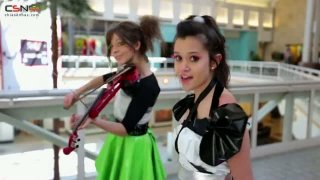 Starships - Megan Nicole; Lindsey Stirling