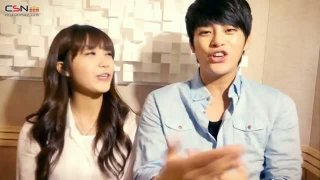 all for you - seo in kool &amp; jeong eun ji - Seo In Guk; Eunji