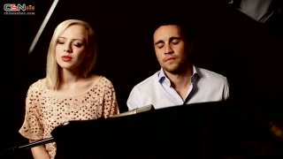 Just Give Me A Reason - Madilyn Bailey; Chester See