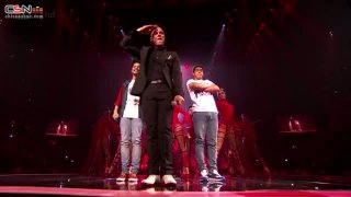 My Heart Skips A Beat (Live At Brit Awards) - Olly Murs; Rizzle Kicks