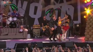 We Can't Stop (Live At Jimmy Kimmel) - Miley Cyrus