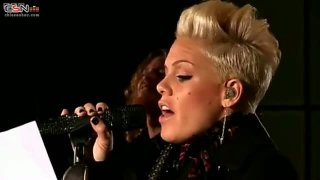 Girl On Fire (BBC Radio 1 Live Lounge) - Pink
