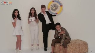 Blurred Lines - Tiffany Alvord; Megan Nicole; Eppic