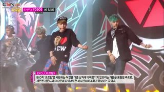 Growl (Music Core - Comeback Stage - 130803) - EXO