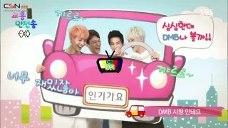 Traffic Song (Inkigayo 130721) - EXO
