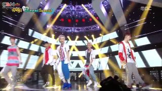 Growl (Music Core - Summer Special - 130810) - EXO