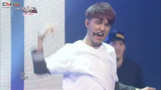 Growl (Music Bạnk 130809) - EXO
