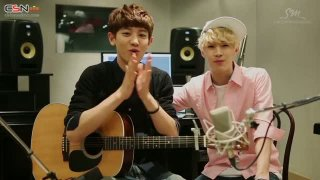 1-4-3 (I Love You) (Acoustic Version) - Henry; Chan Yeol