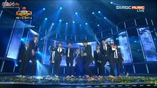 Growl (Show Champion - Encore Stage - 130821) - EXO