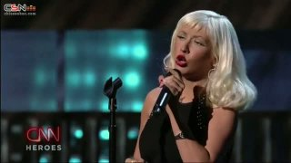 Beautiful (Live) (CNN Heroes) - Christina Aguilera