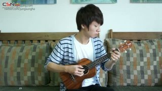 A Thousand Years (Ukulele) - Sungha Jung