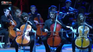 Beethoven's 5 Secrets (Cello, Orchestral) - The Piano Guys