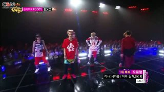 Growl (Music Core 130831) - EXO