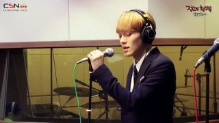 It's Fortunate (Shinyoung Radio 130829) - Chen; EXO