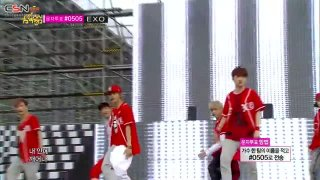 Growl (F1 Special Show Music Core 131005) - EXO