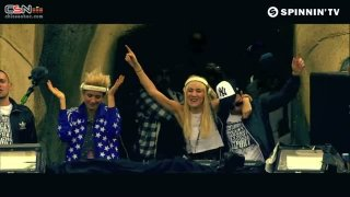 The Way We See The World - Afrojack; Dimitri Vegas; Like Mike; Nervo