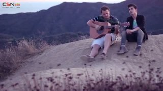 Wake Me Up - Sam Tsui; Jason Pitts