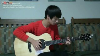 Wrecking Ball - Sungha Jung