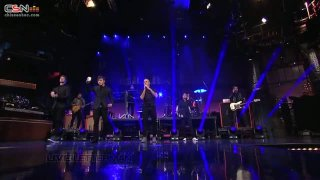 All Time Low (Live On Letterman) - The Wanted