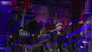 Heart Vacancy (Live On Letterman) - The Wanted